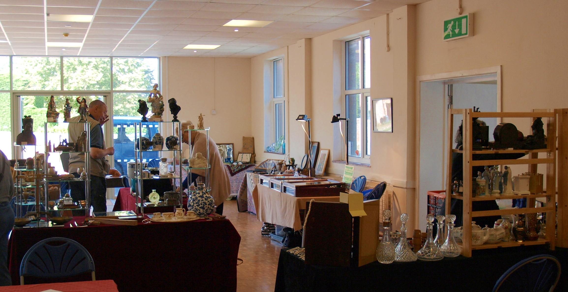 Antiques Fair - Sept 2013