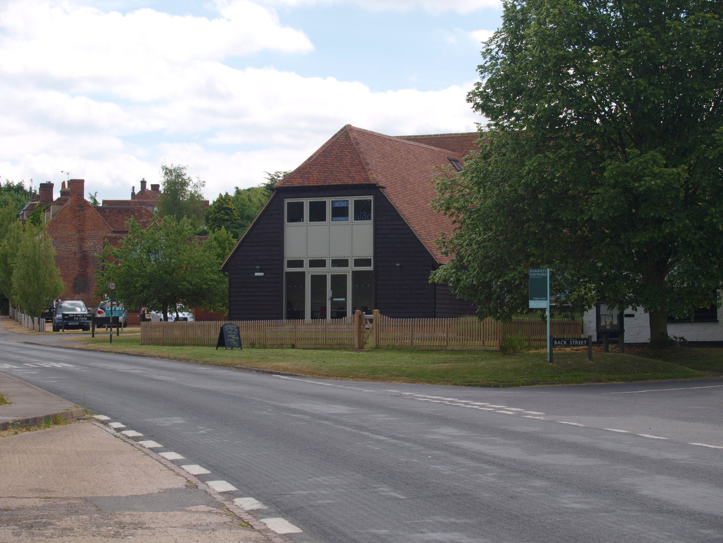 Tetsworth Memorial Hall
